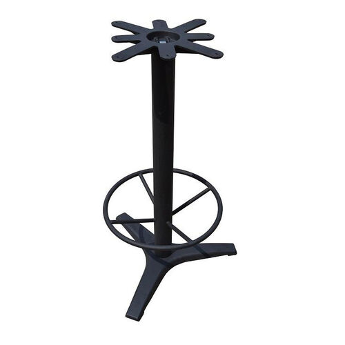 Our 3 Prong Cast Iron Bar Height Table Base with 19