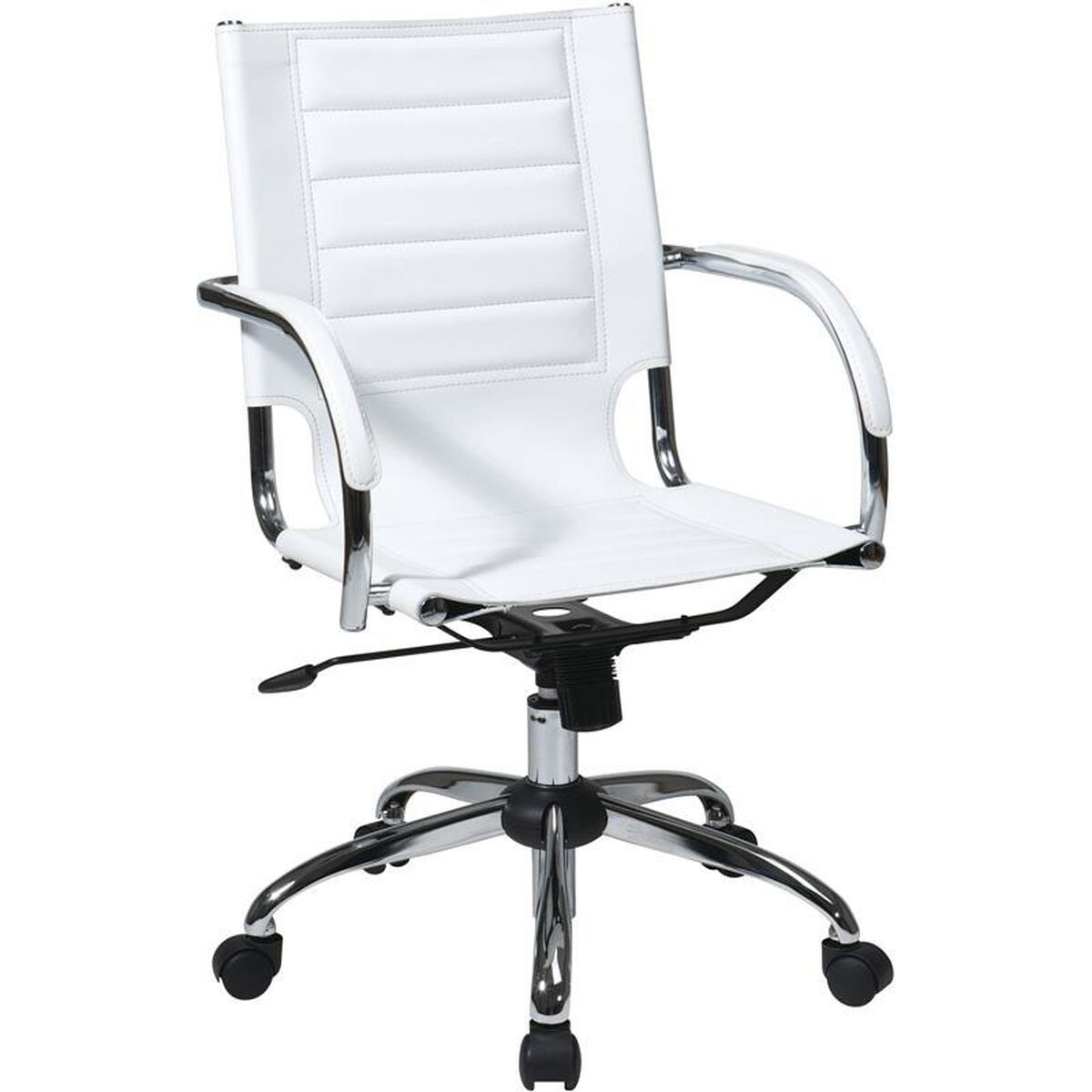 Office Star Products TND941A-WH-OS TND941A-WH | Bizchair.com