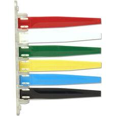 IMC-DIP Exam Room Status Signal Flags - 6 Flags