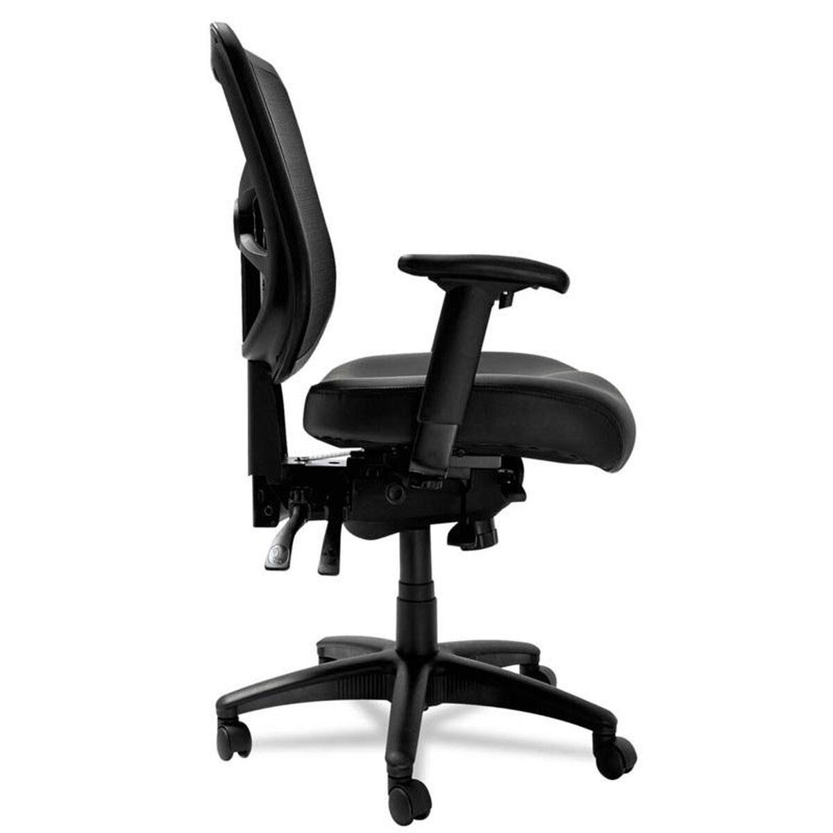 multifunction mesh leather chair aleel4215 bizchair com