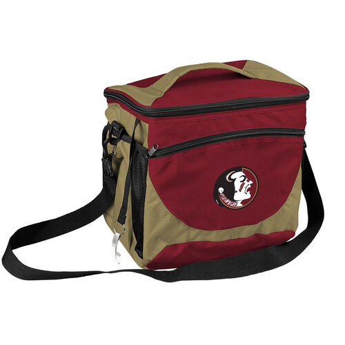 Our Florida State University Team Logo 24 Can Cooler is on sale now.