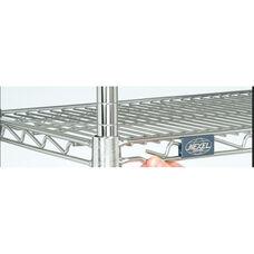Chrome Standard Wire Shelf - 14