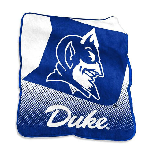 Our Duke University Team Logo Raschel Throw is on sale now.