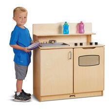 Stationary Kitchen Activity Center