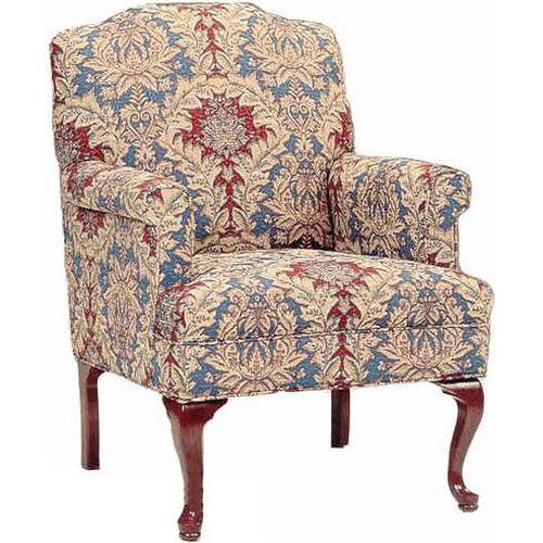 Our 6000 Wing Chair: Tight Seat with Queen Anne Legs - Grade 1 is on sale now.