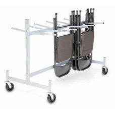 Hanging Folded Chair Storage Truck