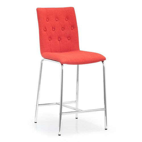 Our Uppsala Counter Chair in Tangerine is on sale now.