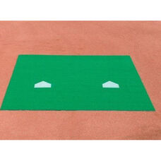 Diamond Turf Bullpen Mat - Green