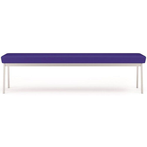 Newport Series 3 Seat Backless Bench