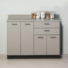 Base Cabinet - 4 Doors - 2 Drawers - 48