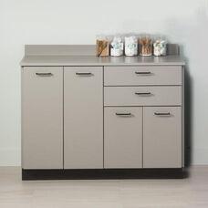 Base Cabinet - 4 Doors - 2 Drawers - 48