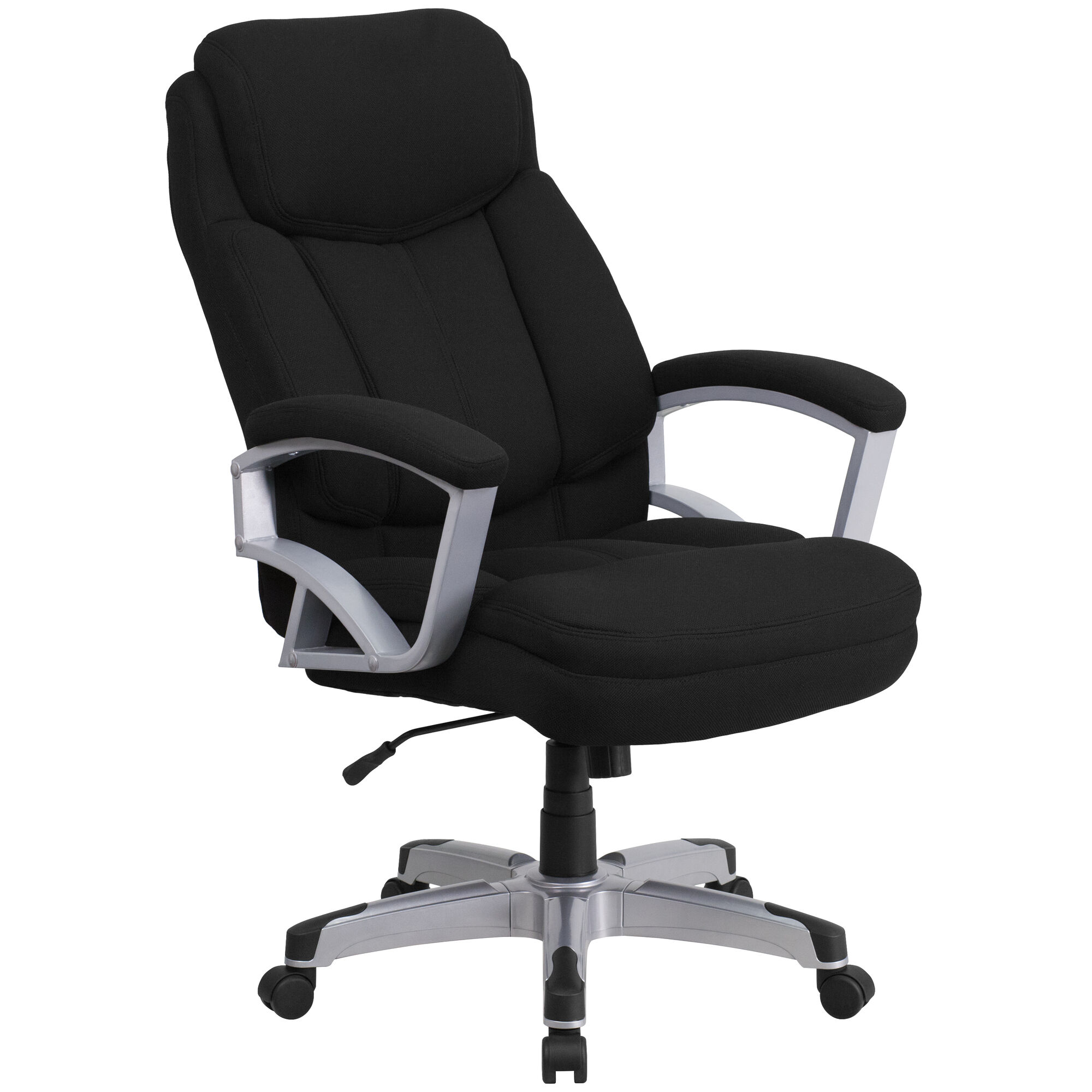 Black 500lb High Back Chair Go 1850 1 Fab Gg Bizchair Com