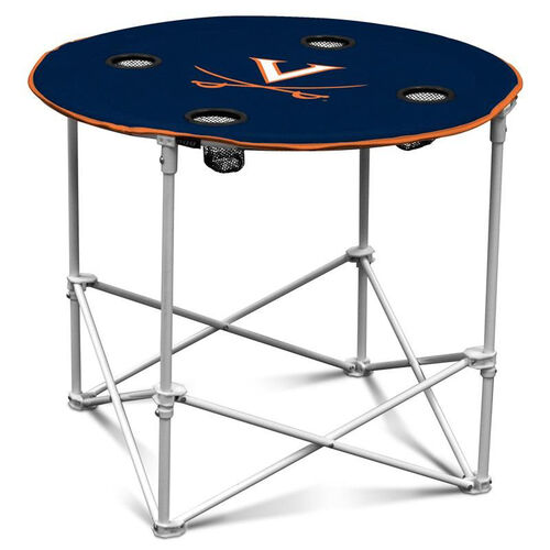 Our University of Virginia Team Logo Round Folding Table is on sale now.