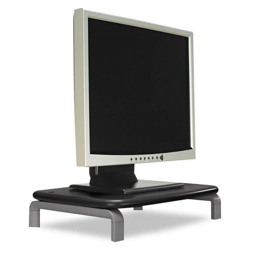Our Kensington® Monitor Stand with SmartFit System - 11 1/2 x 9 x 5 - Black/Gray is on sale now.