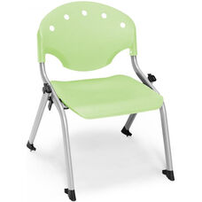 Rico 300lb. Capacity Student Stack Chair with 12