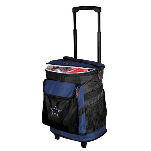 Our Dallas Cowboys Team Logo Rolling Cooler is on sale now.