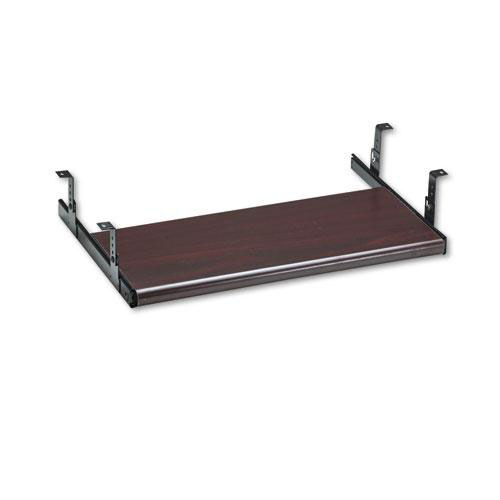 Our HON® Slide-Away Keyboard Platform - Laminate - 21-1/2w x 10d - Mahogany is on sale now.