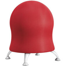 Zenergy™ Anti Burst Exercise Ball Chair - Crimson