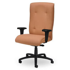 Traditional 400 Series High Tuft Quick Set Back Task Chair
