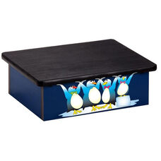 Penguins Pediatric Step Stool