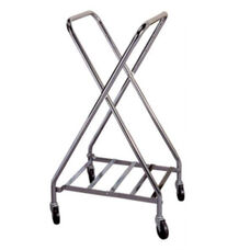 Adjustable Folding Hamper Heavy Gauge Welded Steel Platform