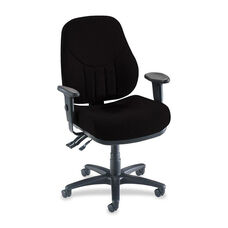 Lorell Multi -Task Chair - High -Back - 26 -7/8