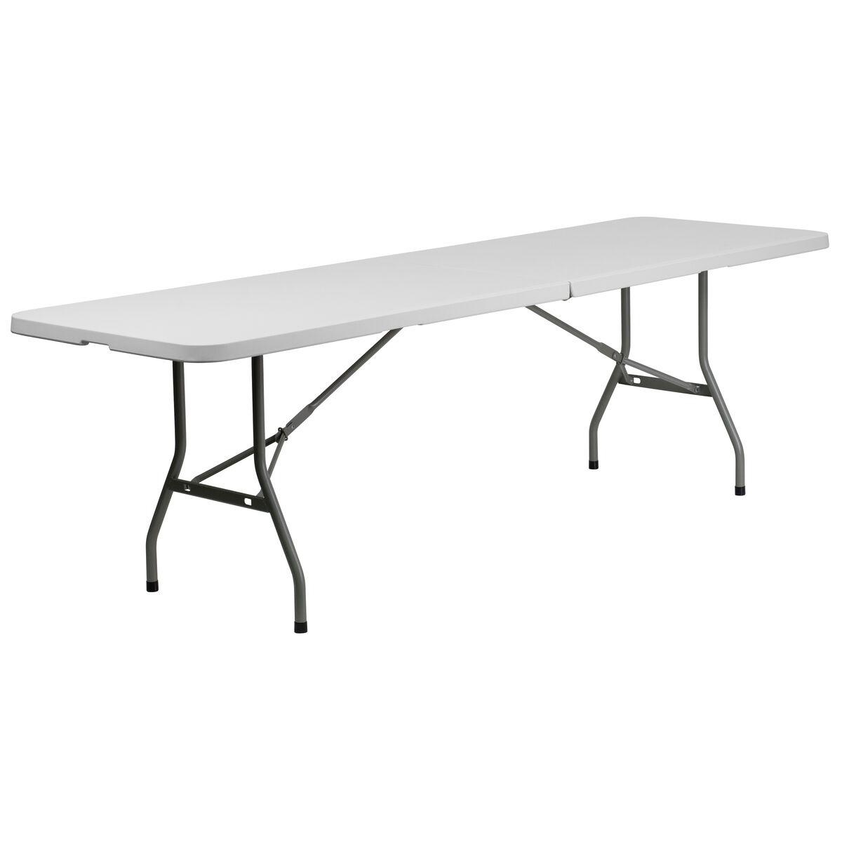 30x96 White Plastic Fold Table Rb 3096fh Gg Bizchair Com