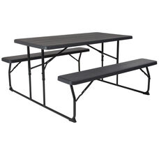 Restaurant Patio Furniture Picnic Tables BizChaircom - Ada restaurant table