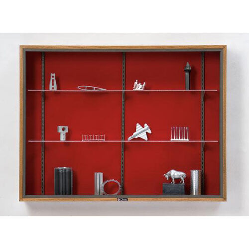 Our 309 Series Sliding Door Display Case with Three 4