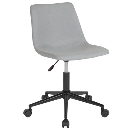 Our Siena Home and Office Task Chair in Light Gray Fabric is on sale now.
