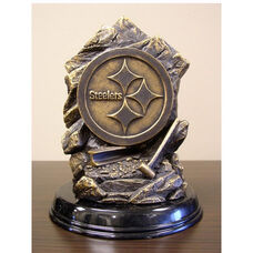 Pittsburgh Steelers Tim Wolfe Sculpture