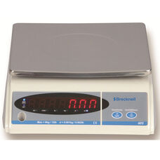 Easy to Clean Basic Weighing Scale with LED Display