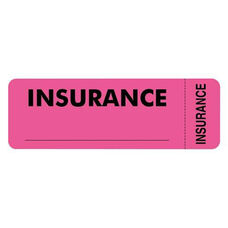 Tabbies INSURANCE Labels