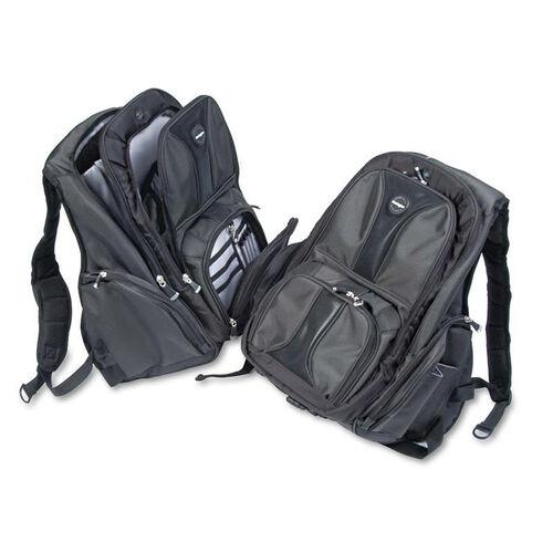 Our Kensington® Contour Laptop Backpack - Nylon - 15 3/4 x 9 x 19 1/2 - Black is on sale now.