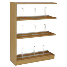 Picture Book Single Face Shelving Adder