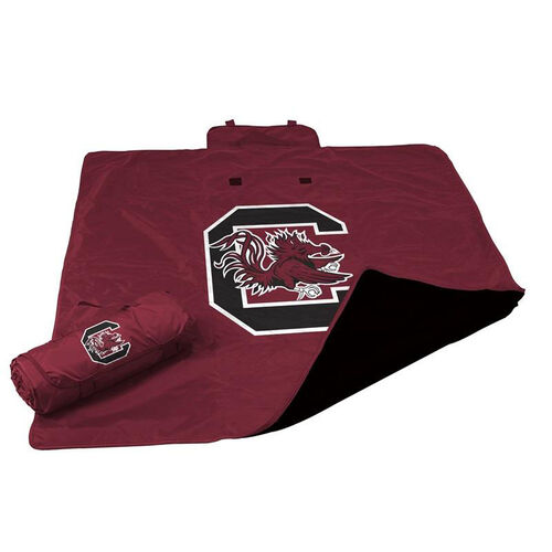 Our University of South Carolina Team Logo All Weather Blanket is on sale now.