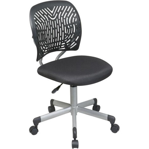 Our OSP Designs Designer Mesh Seat Computer Task Chair with Seat Height Adjustment and Casters is on sale now.