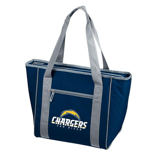 San Diego Chargers Team Logo 30 Can Cooler