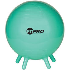 42 cm. FitPro Balls with Stability Legs in Green