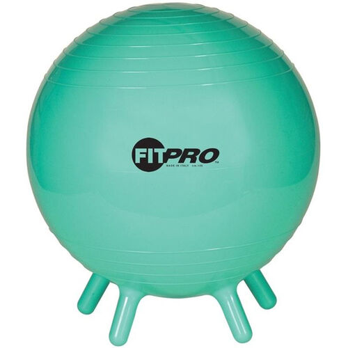 Our 42 cm. FitPro Balls with Stability Legs in Green is on sale now.