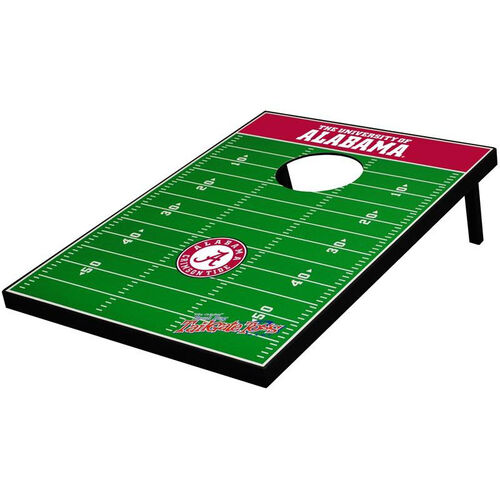 Our Collegiate Tailgate Toss is on sale now.