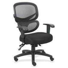 Lorell Mesh -Back Executive Chair - 27