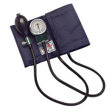 Labstar® Deluxe Sphygmomanometer with Nylon Cuff and Zippered Cary bag - Adult
