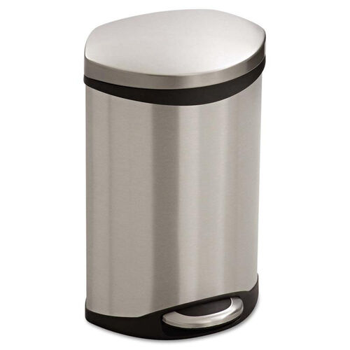 Our Safco® Step-On Medical Receptacle - 3gal - Stainless Steel is on sale now.