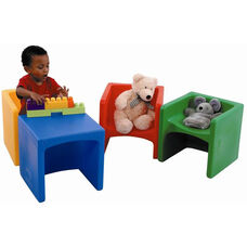 Chair Cube - 15''L x 15''W x 15''H - Set of 4