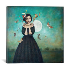 Evening Echoes by Duy Huynh Gallery Wrapped Canvas Artwork