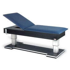 Hi-Lo Bariatric Extra Wide Treatment Table with Power Backrest