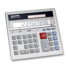 Sharp Qs2130 Commercial Display Calculator