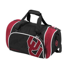 University of Oklahoma Team Logo Locker Duffel