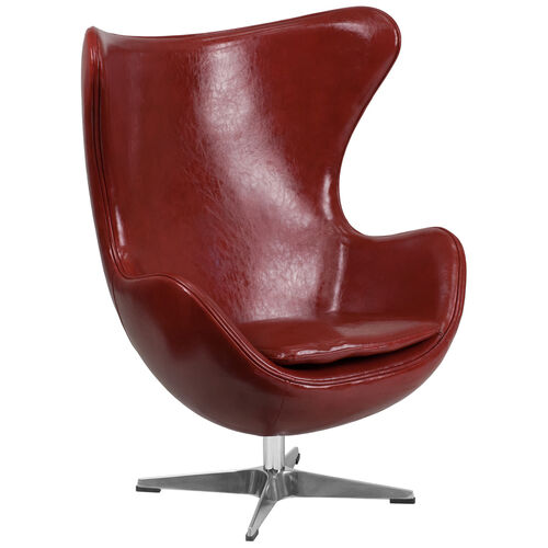 Our Cordovan Leather Egg Chair with Tilt-Lock Mechanism is on sale now.